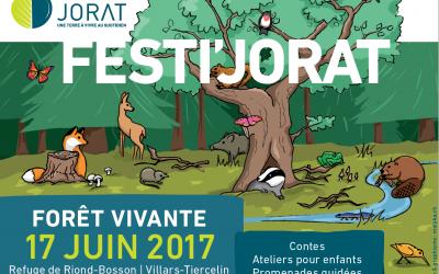 FestiJorat, forêt vivante