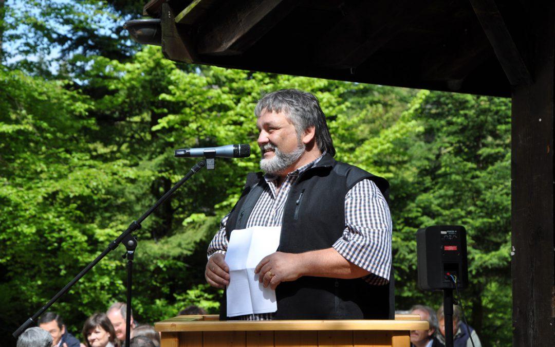 Daniel Ruch, entrepreneur forestier, député, syndic, administrateur de la Forestière