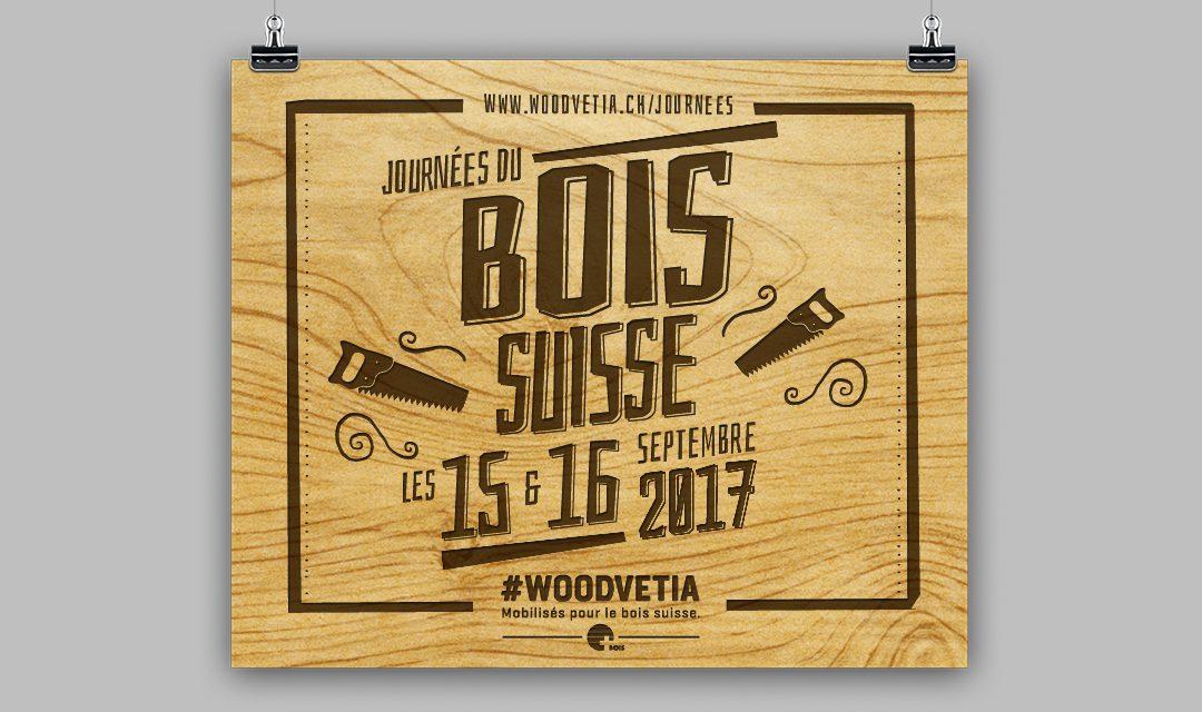 Les journées du bois suisse