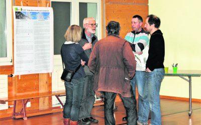 Le Courrier : «Parc Naturel Périurbain (PNP) du Jorat, synthèse des démarches participatives»