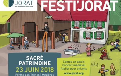 Festi'Jorat, sacré patrimoine