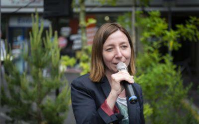 Natacha Litzistorf, Conseillère municipale à Lausanne