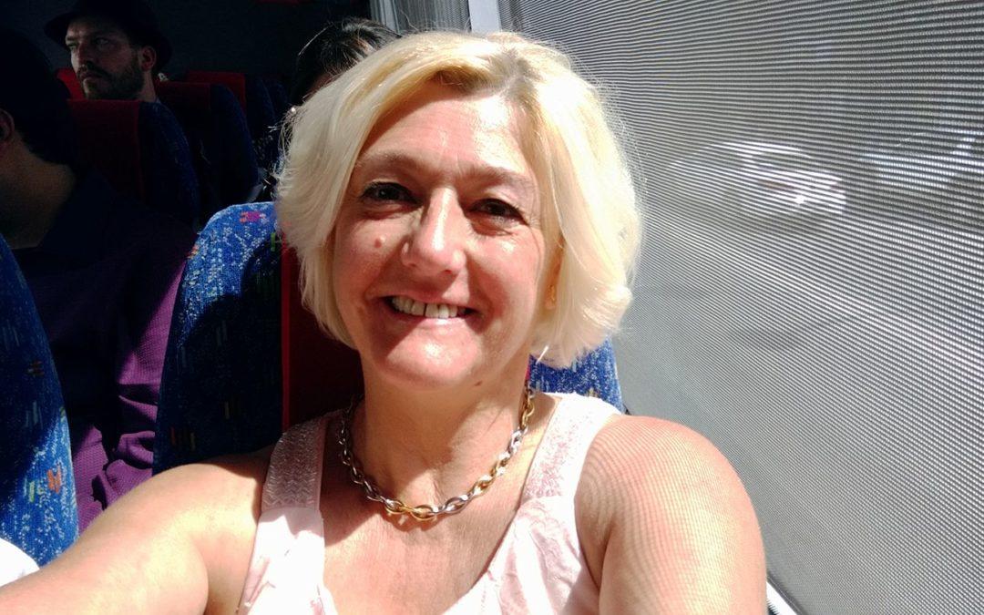Danielle Swan, habitante de Sottens, anciennement Froideville