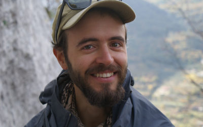 Karel Nicolas, animateur du parc naturel