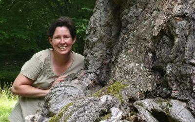 Sylvaine Jorand, Forestière ES et collaboratrice du bureau ILEX ingénierie forestière