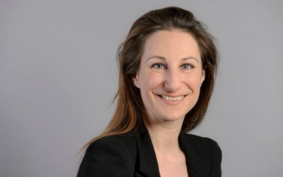 Adèle Thorens, Conseillère nationale Les Verts