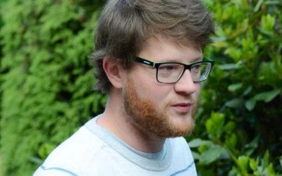 Julien Leuenberger, animateur du parc naturel