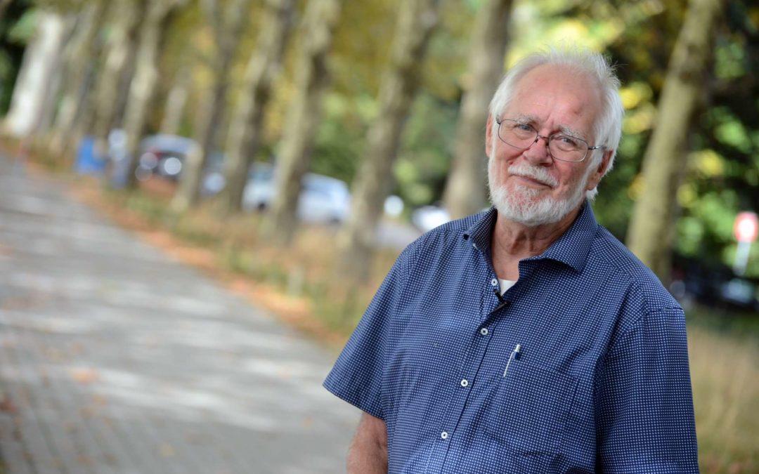 Jacques Dubochet, Prix Nobel de chimie 2017