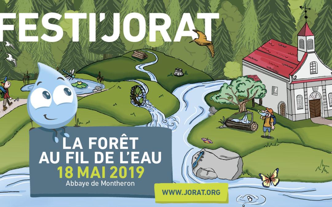 Festi'Jorat, la forêt au fil de l'eau