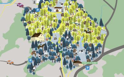 Lausanne Cité : «Un premier Parc naturel périurbain romand»