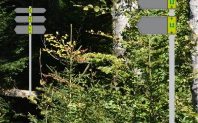 Coordination de parcours de loisirs dans le massif du Jorat hors de la zone centrale