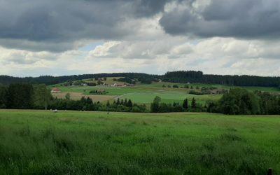 Balade entre Mézières et Chalet-à-Gobet